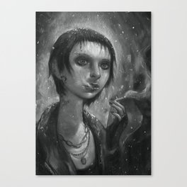 Lisbeth Canvas Print