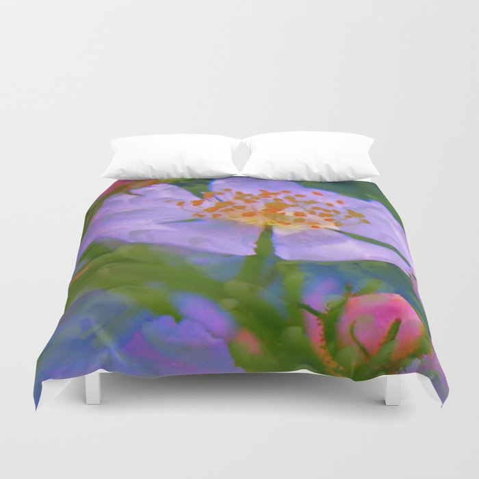 Intoxicating Beauty Duvet Cover