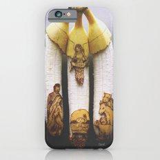 Christmas Banana Triptych iPhone 6s Slim Case