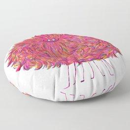 Poofy Shuggie Floor Pillow