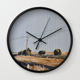Low Country II Wall Clock
