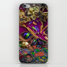 Shrove Tuesday iPhone Skin