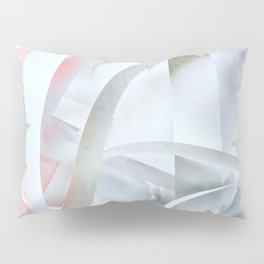 Paper colored pattern Pillow Sham