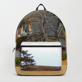 Broken Down Backpack