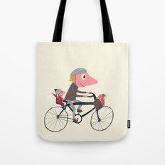 Biker Daddy Tote Bag