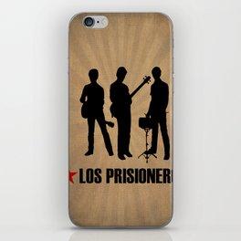 Los Prisioneros iPhone Skin
