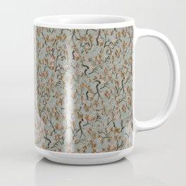 Snow Floral Coffee Mug