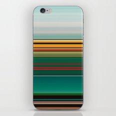 Blues Pop iPhone & iPod Skin