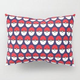 Pokeball Pattern Pillow Sham