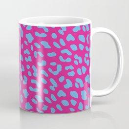 Leopard skin pink Coffee Mug