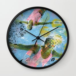 VACANCY zine - Illusion sentimentale Wall Clock