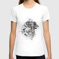 leo T-shirts featuring Leo by Daniac Design