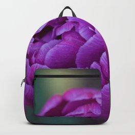 Pollen-coated tulip Backpack