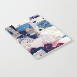 patchy collage Notebook