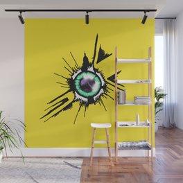 Eye Wall Mural