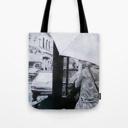 """""""In The City"""" Tote Bag"""