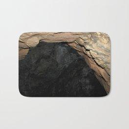 Secret Of The Blue Cave Bath Mat