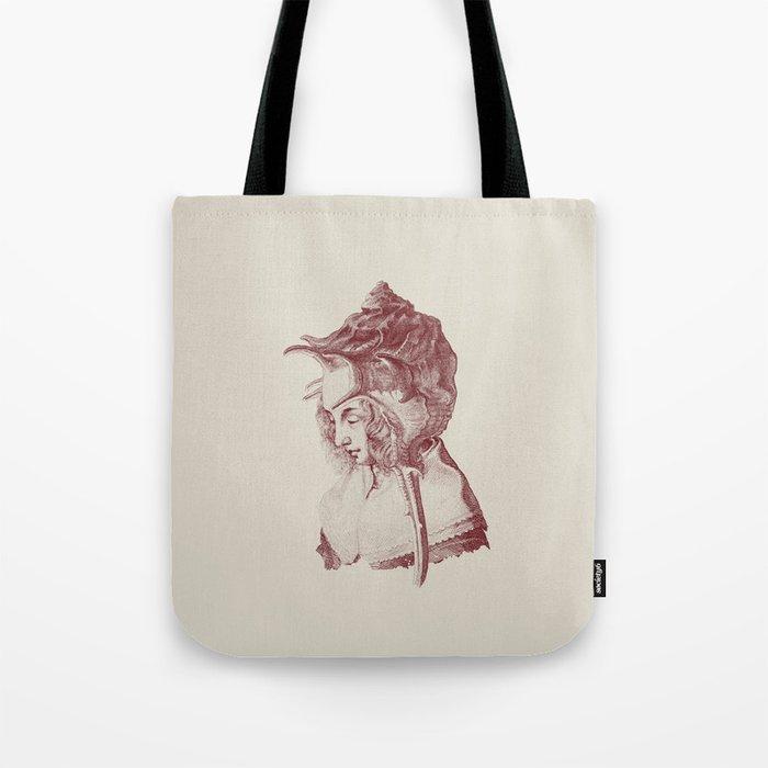 Haute Coiffure  /#7 Tote Bag