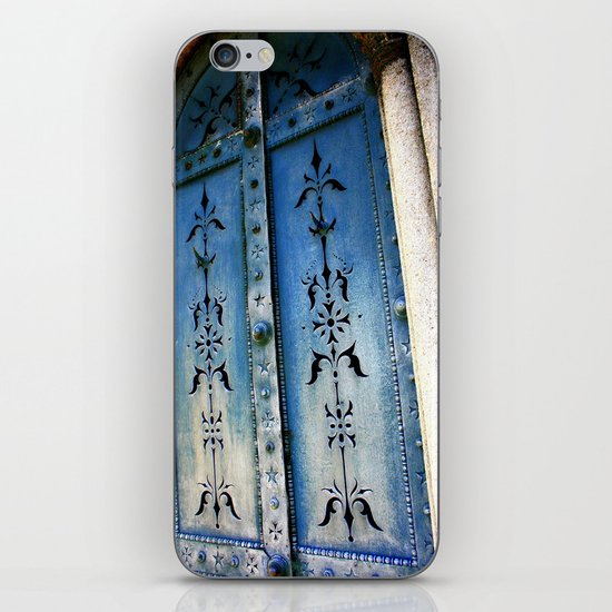 Knock, Knock iPhone & iPod Skin