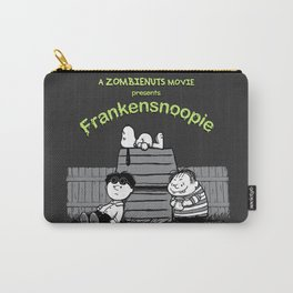 Frankensnoopie Carry-All Pouch