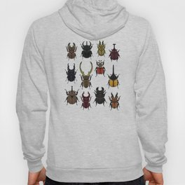 Beetles of New Horizons Hoody