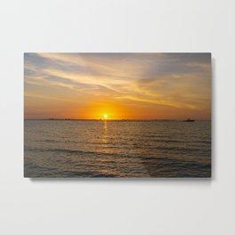 Sunsets Metal Print