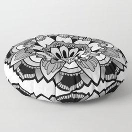 Mandala V4 Floor Pillow