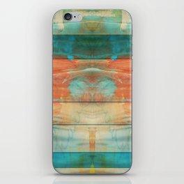 MidMod Art 5.0 Mirror Graffiti iPhone Skin