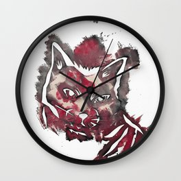 Dr. Evil Wall Clock