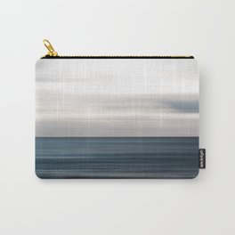 Sea, ocean, water and horizon Carry-All Pouch
