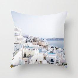 Thira Throw Pillow