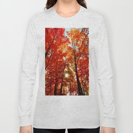 Sun in the Trees Long Sleeve T-shirt