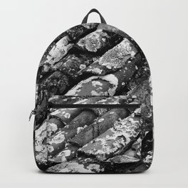 Roof tiles Backpack
