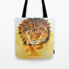 Relentless Pursuit Tote Bag
