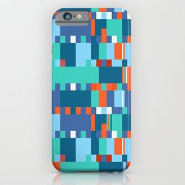 Chopin Fantaisie Impromptu (Anemone & Coral Colours) iPhone Case