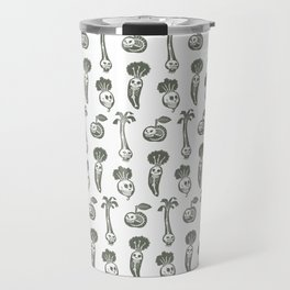 X-rays vegetables (white background) Travel Mug