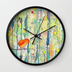 grandir Wall Clock