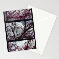 Under the trees: early spring Stationery Cards