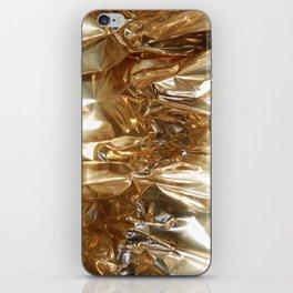 foil1 iPhone Skin