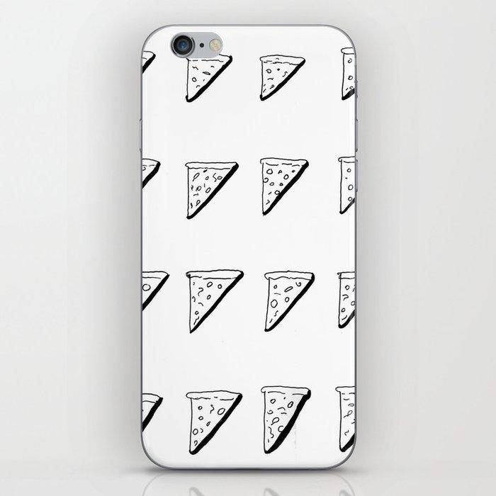 3D Pizza iPhone Skin