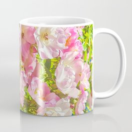 Sun Soaked Roses Coffee Mug