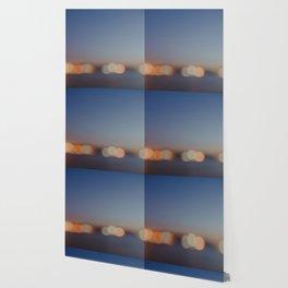 Circles of Light Wallpaper