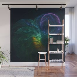 Eclosion Wall Mural
