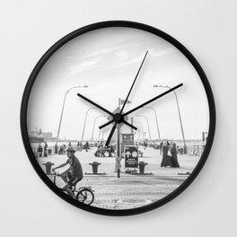 69th Street Pier Wall Clock