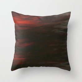 Citylights: Hong Kong Harbour #8 -Right Down - 8 Pieces Throw Pillow
