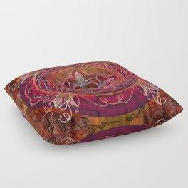 Root Chakra Floor Pillow