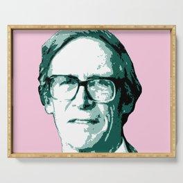 John Rawls Serving Tray
