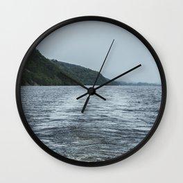 Loch Ness Wall Clock