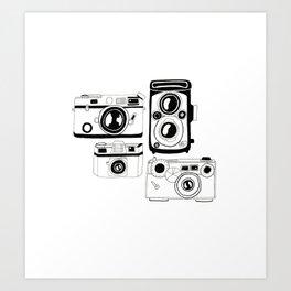 Click Click! Art Print