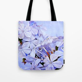 A Plumbago Summer 2 Tote Bag